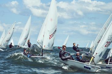 LOTOS Nord Cup Gdańsk 2019, DZIEŃ 6 - klasa Optimist i Laser