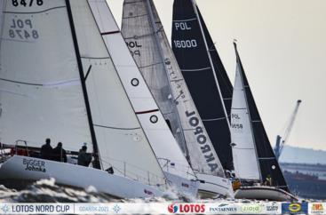 LOTOS Nord Cup Gdańsk 2021, DZIEŃ 1 - Start Orvaldi B8 Race