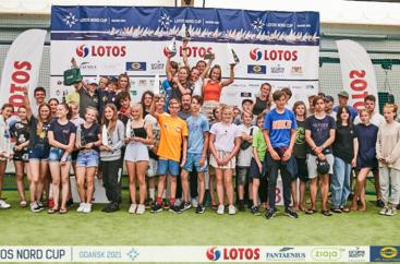 LOTOS Nord Cup Gdańsk 2021, DZIEŃ 11 - klasa Techno 298