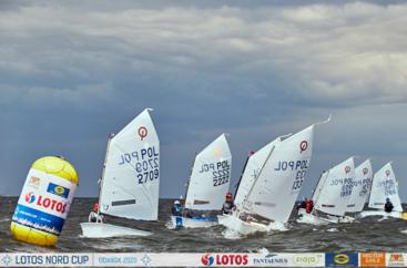 LOTOS Nord Cup Gdańsk 2020, DZIEŃ 7 - Vector Sails Cup klasa Optimist
