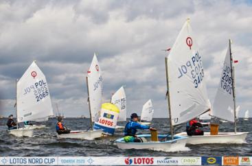 LOTOS Nord Cup Gdańsk 2020, DZIEŃ 8 - Vector Sails Cup klasa Optimist