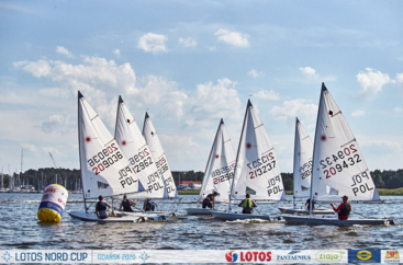LOTOS Nord Cup Gdańsk 2020, DZIEŃ 2 - klasy Laser Standard, Radial i 4.7
