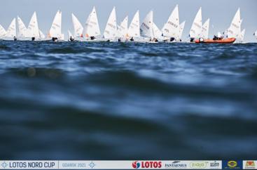 LOTOS Nord Cup Gdańsk 2021, DZIEŃ 5 -klasyILCA6 (Laser Radial), ILCA7 (Laser Standard), ILCA4 (Laser 4.7)