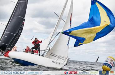 LOTOS Nord Cup Gdańsk 2020, DZIEŃ 12 - Pantaenius Nord Cup Classic i klasy 420, FD, Hobie Cat, Nautica 450, Delphia 25OD