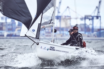 Nord CUP Gdańsk 2017: Nautica 450