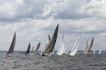 Nord CUP Gdańsk 2016 - ORC jachty morskie i sportboat