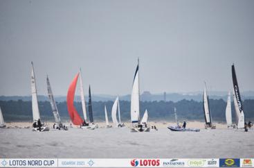 LOTOS Nord Cup Gdańsk 2021, DZIEŃ 9 - wyścig o Bursztynowy Puchar Neptuna