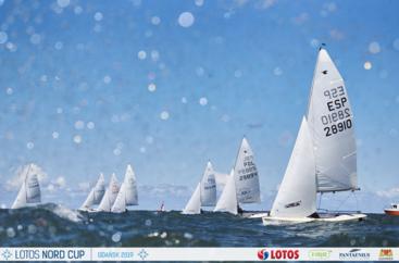LOTOS Nord Cup Gdańsk 2019, DZIEŃ 8 - klasy FD, Finn, Nautica 450, Słonka i 420