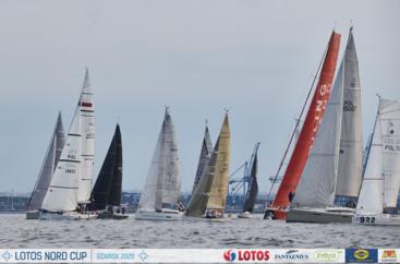LOTOS Nord Cup Gdańsk 2020, DZIEŃ 3 - Start Orvaldi B8 Race