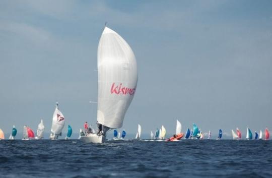 Wyścig o Bursztynowy Puchar Neptuna po raz piąty