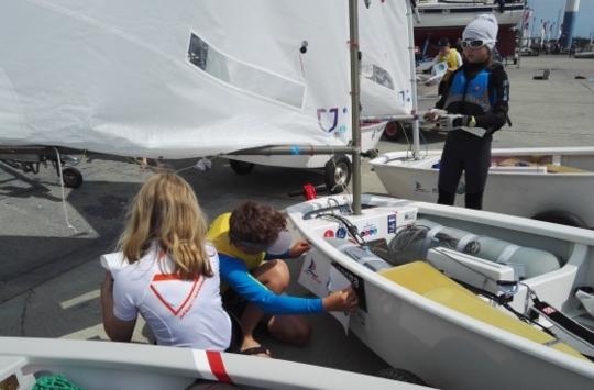 Nord CUP przejmują młodzi żeglarze