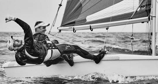 """Mistrzowie Polski Nautica 450: """"To było dla nas wyzwanie"""""""