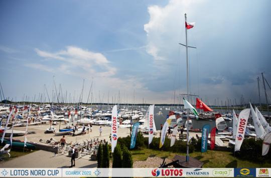Z nadzieją na LOTOS Nord Cup Gdańsk 2021. Organizujemy najpopularniejsze regaty w Polsce.